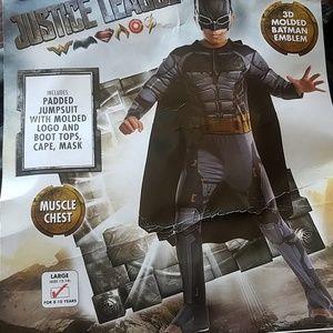 Justice league batman child costume